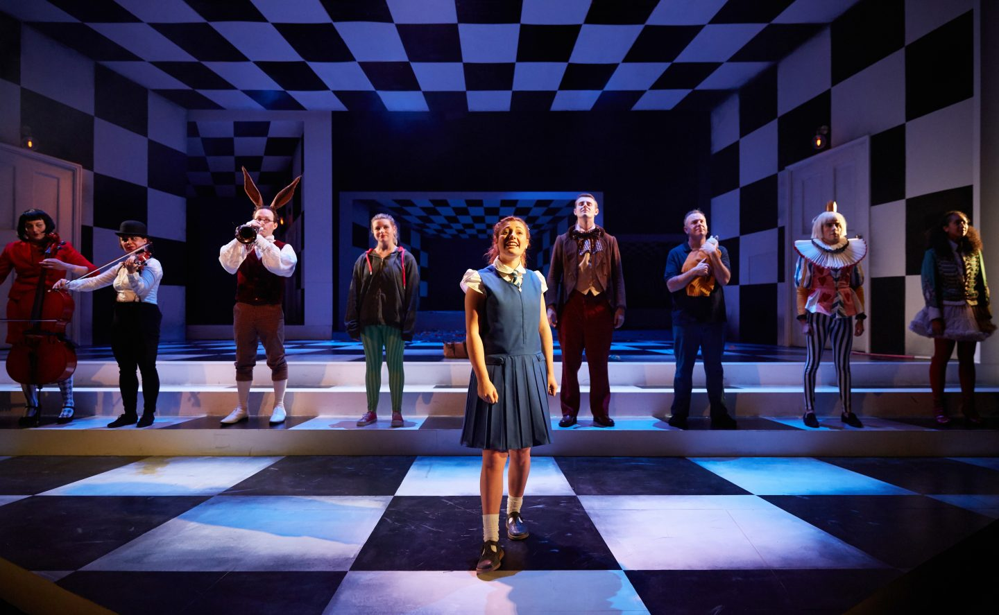 Review: Alice in Wonderland at Sherman Theatre