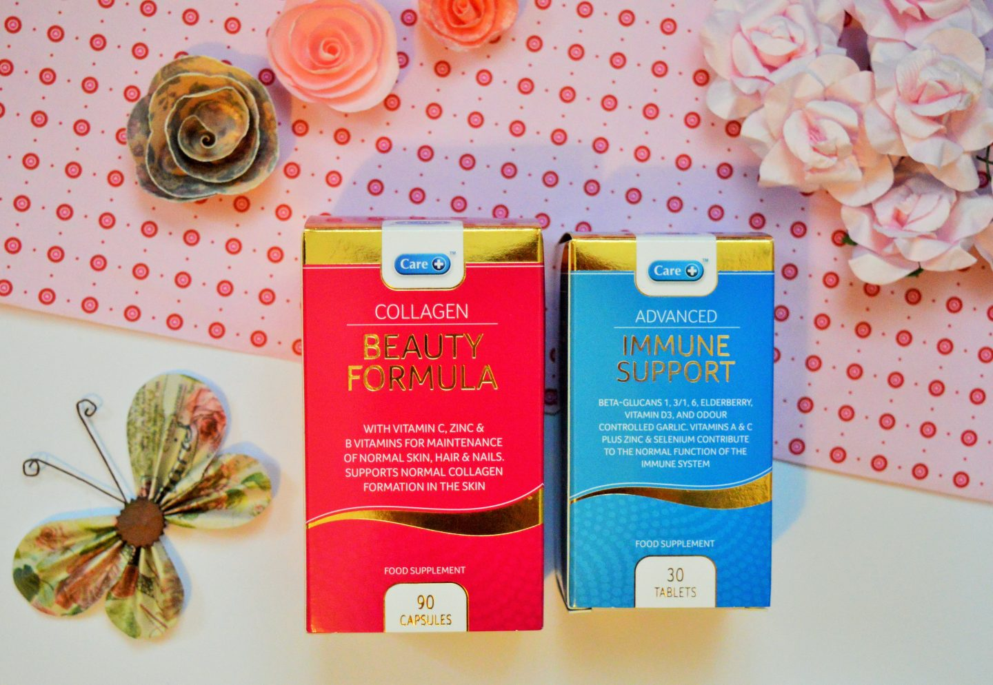 Review: Care Advanced Immune Support and Care Collagen Beauty Formula