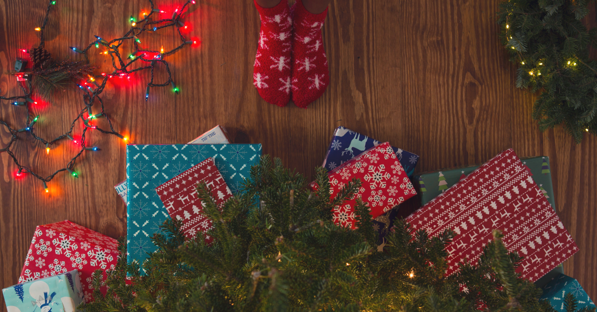 Why Christmas is All About the Socks!