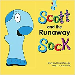 Book Review: Scott and the Runaway Sock