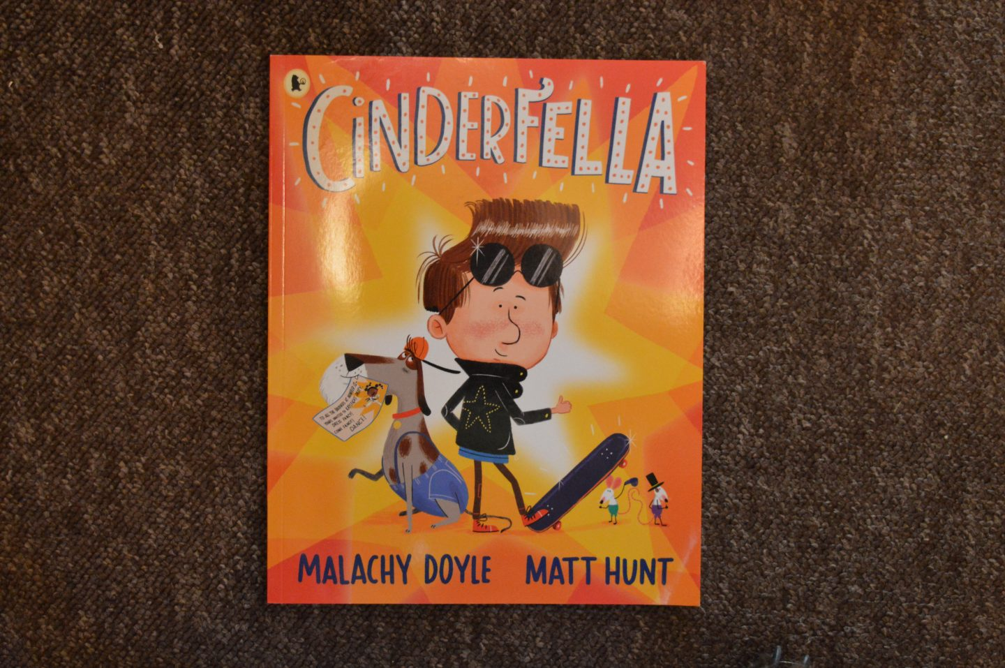 Book Review: Cinderfella by Malachy Doyle and Matt Hunt
