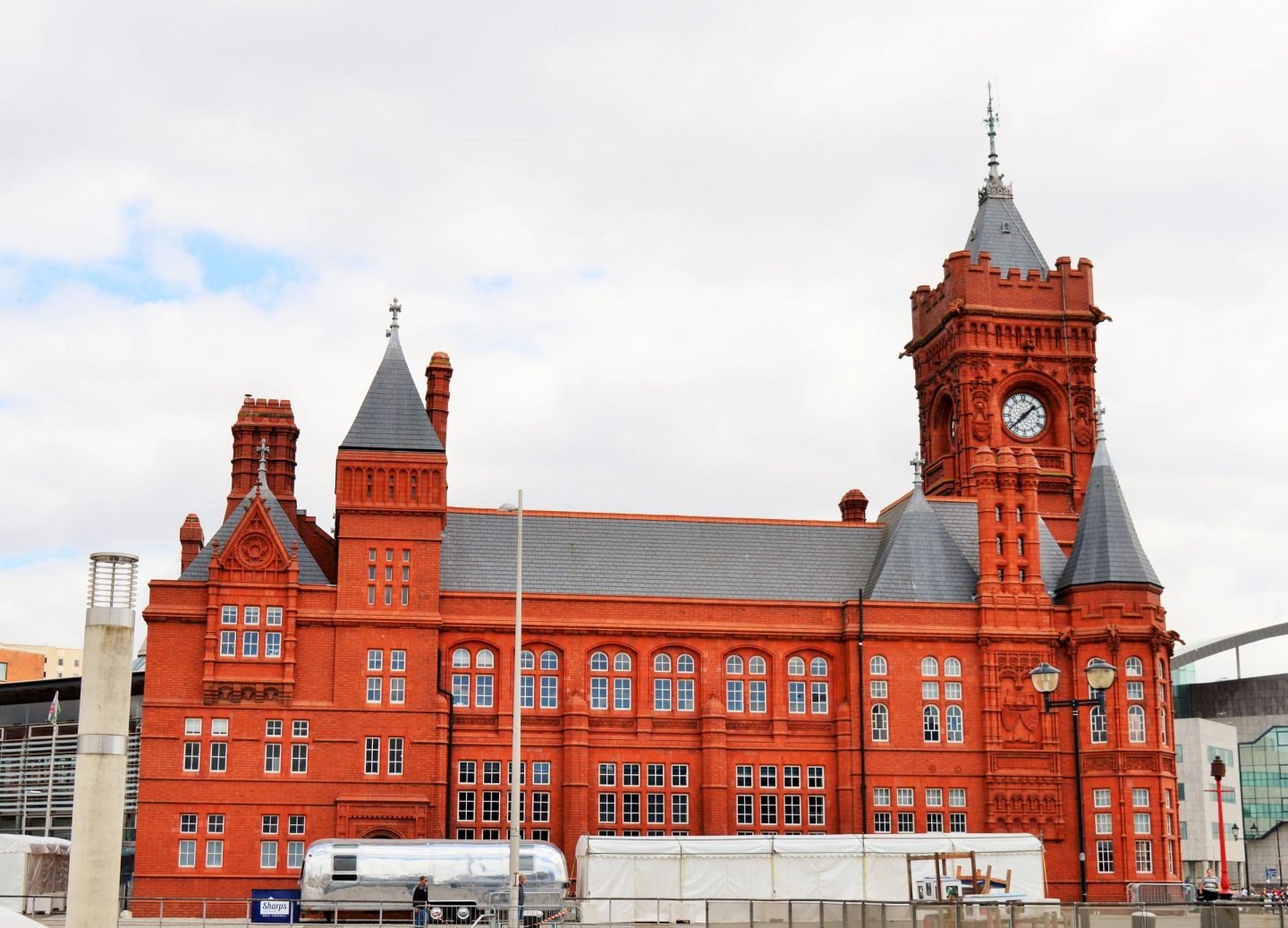 Review City Sightseeing In Cardiff